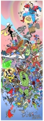DC Vs Marvel, Comics Alliance