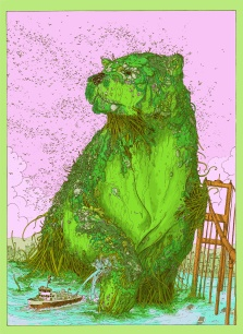 The Green Algae Bear