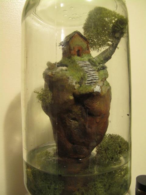 Little House on an Island