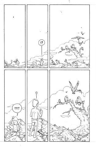 Leaf & Augustus - Encounter with Owls