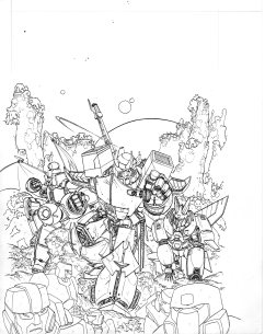 Transformers Cover 2/4