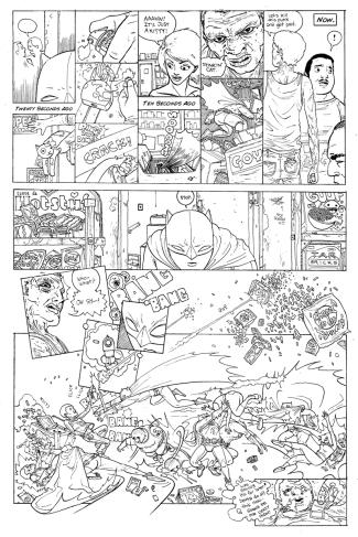 Batman Comic 7 of 8