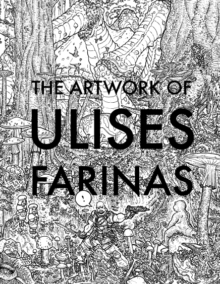BUY THE ARTWORK OF ULISES FARINAS, $30